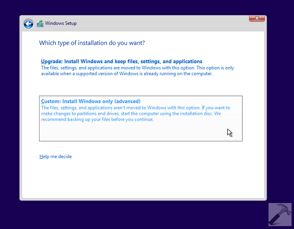 GUIDE - How To Make Clean Install Of Windows 10