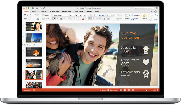 Microsoft Released Office 2016 For Mac - Download Now