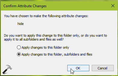How To Hide Files And Folders In Windows