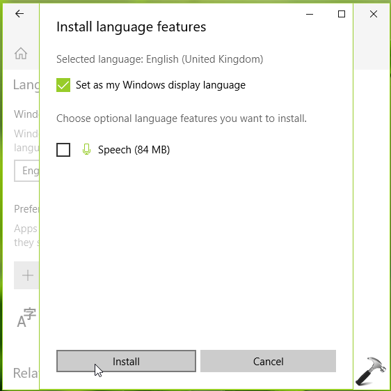 How To Add Remove Languages In Windows 10