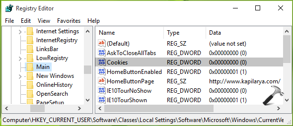 How To Allow Or Block Cookies In Microsoft Edge