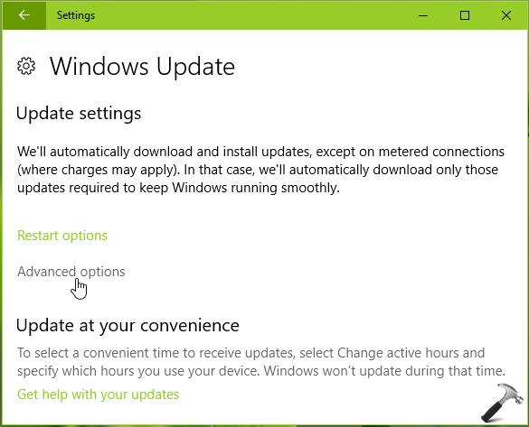 How To Allow Windows Updates Download Over Metered Connection In Windows 10