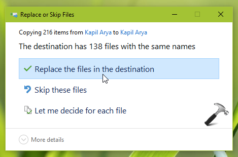 How To Backup Using File History In Windows 10