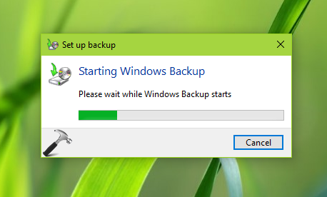 How To Backup Windows 10 To External Hard Drive/Network Drive
