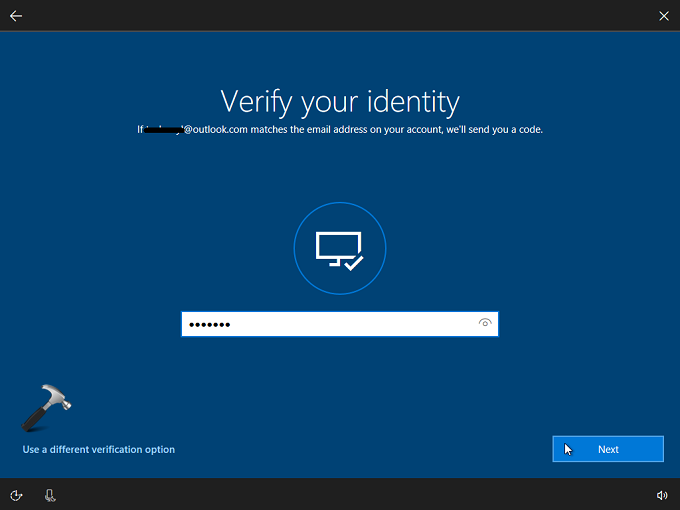 How To Change Microsoft Account Password/PIN In Windows 10