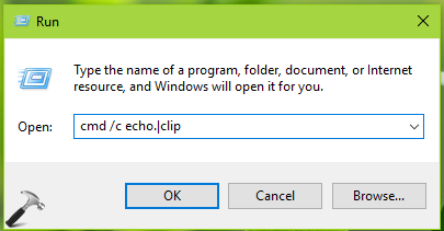 How To Clear Clipboard History In Windows 10