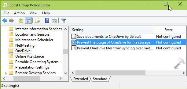 How To Completely Disable OneDrive Integration In Windows 10