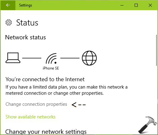 How To Configure Metered Connections In Windows 10