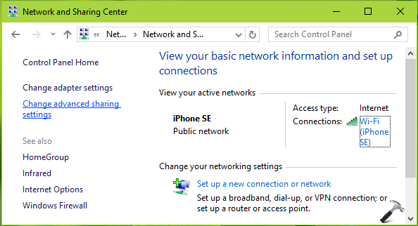 How To Configure Network Discovery In Windows 10