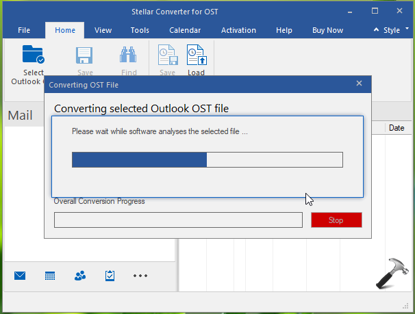 How To Convert OST Into PST File