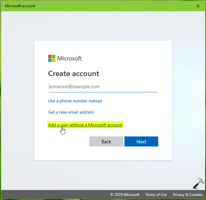 How To Create A Local User Account In Windows 10