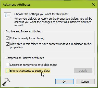 Cách Giải Mã Tệp Và Thư Mục Trên Windows 10 - VERA STAR