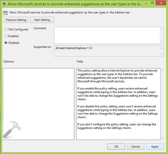 how to get rid ogf dodo internet search bar