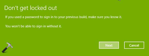 How To Downgrade Windows 10 To Previous Windows Edition