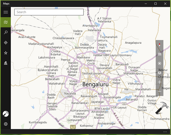 How To Download Maps For Offline Usage In Windows 10