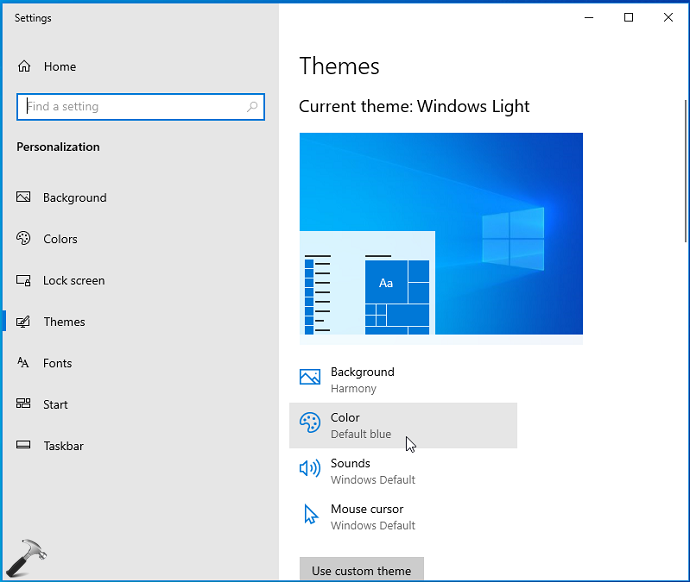 How To Enable And Use Light Theme In Windows 10