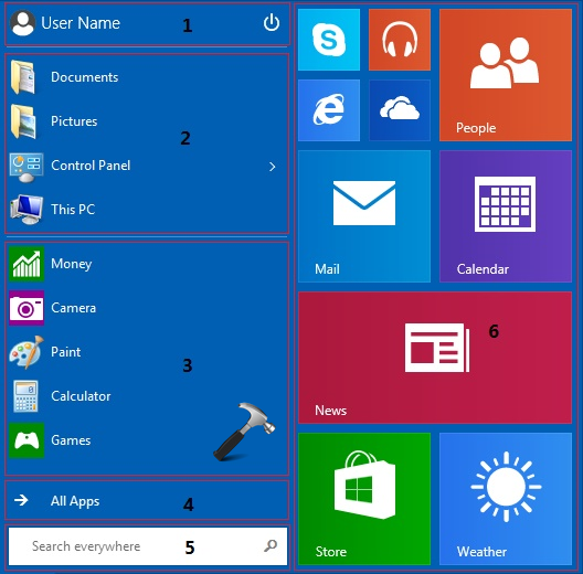 How To Enable Start Menu In Windows 8.1 RT