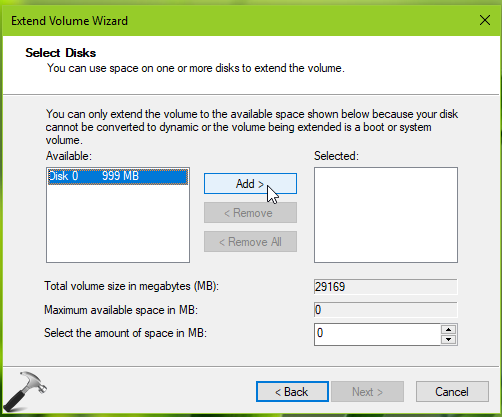 How To Extend C Drive In Windows 10 Without Software