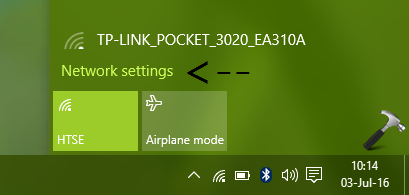 How To Forget Known WiFi Networks In Windows 10