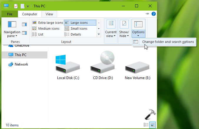 How To Show Hide File Extensions In Windows 10