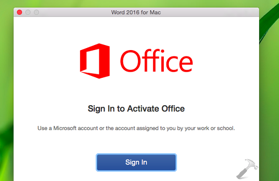 How To Install Office 2016 For Mac Using Office 365 Subscription