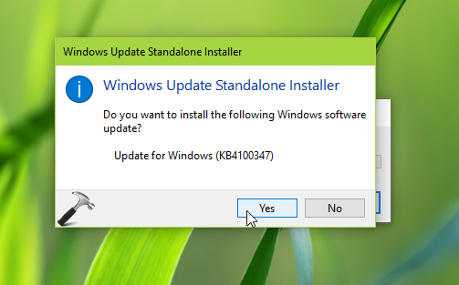 How To Manually Download And Install Windows Updates In Windows 10