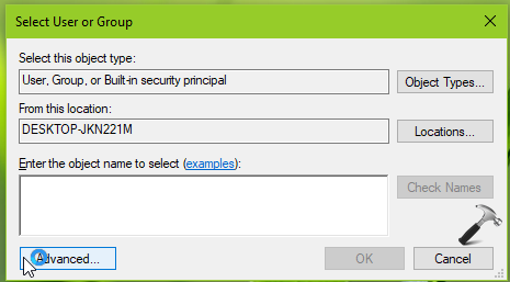 How To] Manually Take Ownership Of Registry Key In Windows 10