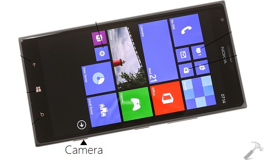 [How To] Prevent Accidental Camera Launch When Windows Phone Is Locked