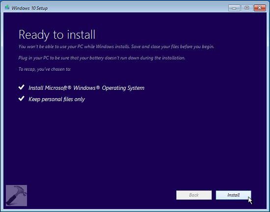 How To Reinstall Windows 10 Without Affecting Personal Files