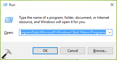 How To Remove Administrative Tools From Start Menu For All Users In Windows 10