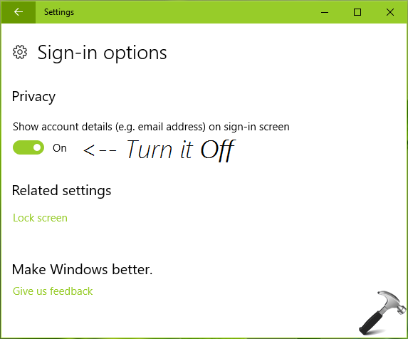how to delete mail account from windows 10