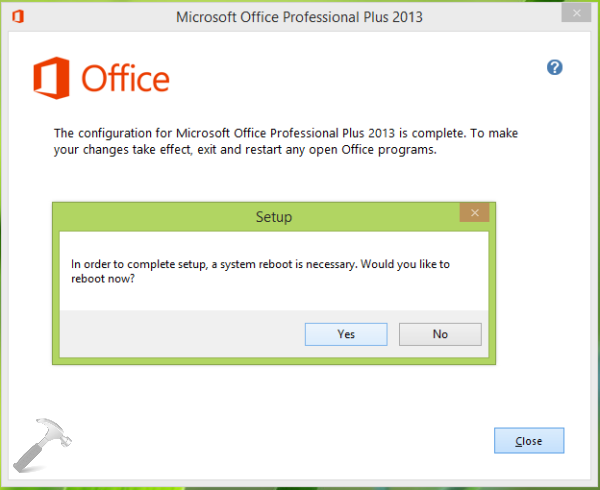 how to tell what office service pack is installed