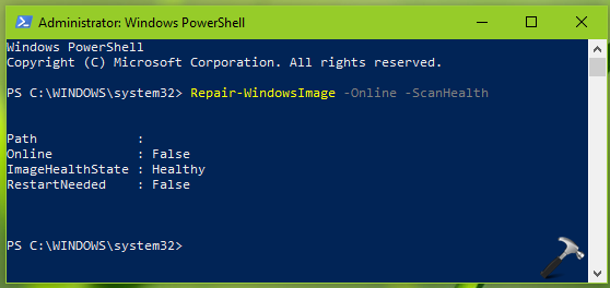 How To Repair Windows 10 Using DISM Command-line Tool