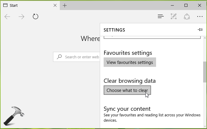 How To Completely Reset Microsoft Edge To Default Settings In Windows 10