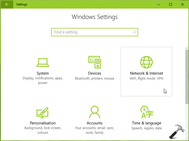 How To Reset Network Settings To Default In Windows 10
