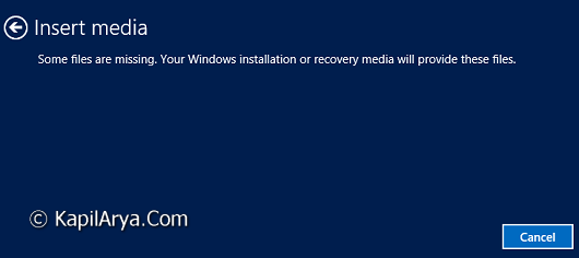 How To Reset Or Refresh Windows 8 Without Installation Disc