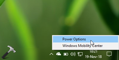 How To Restore Default Settings For Power Plan In Windows 10