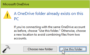 How To Setup OneDrive In Windows 10