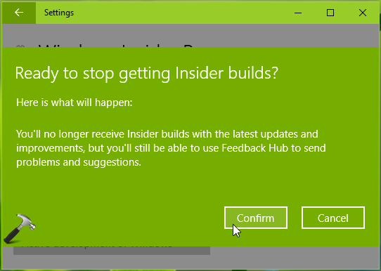 How To Skip Specific Windows Insider Build In Windows 10