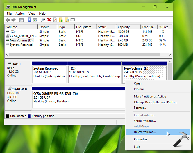 How To Split And Merge Disk Partitions In Windows 10