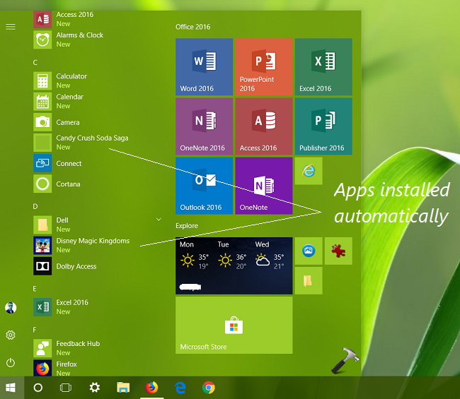 How To Stop Windows 10 From Automatically Installing Unwanted Apps