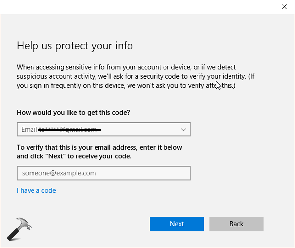 How To Switch To Microsoft Account From Local Account And Revert Back
