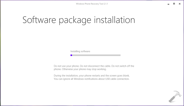 [How To] Uninstall Windows 10 Technical Preview For Phones