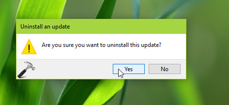 ow To Uninstall Windows Updates In Windows 10