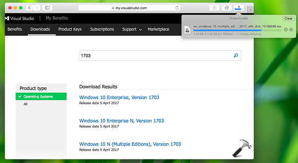 How To Upgrade To Windows 10 Creators Update (V1703)
