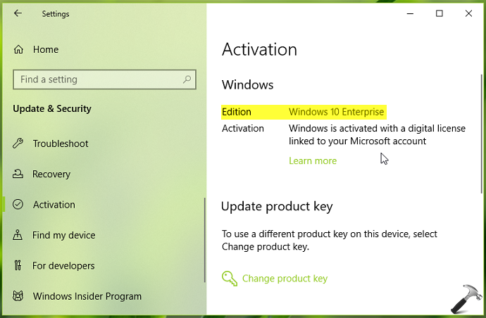 How To Upgrade Windows 10 Pro To Enterprise Edition