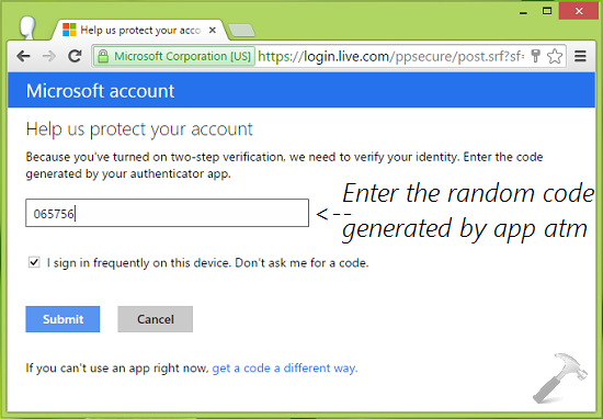 [How To] Use Identity Verification App To Protect Your Microsoft Account