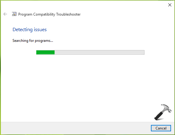 How To Use Program Compatibility Troubleshooter In Windows 10