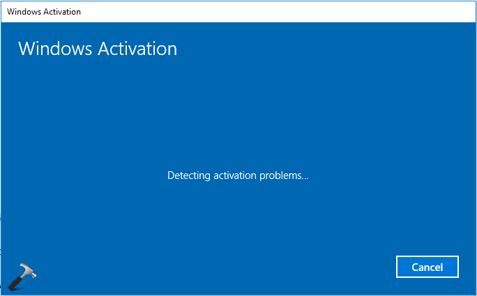 How To Use The Windows 10 Activation Troubleshooter