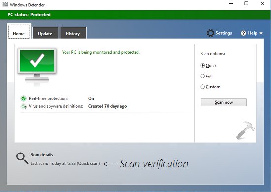 How To Use Windows PowerShell To Scan Windows 10
